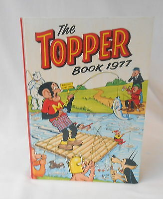 The Topper Book 1977