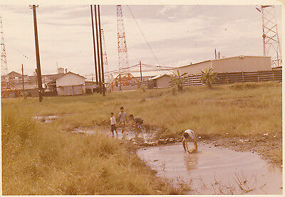 Vietnam Photo- Army Helicopter Crewman w/17th AIR CAV & 237th DMZ DUSTOFF #53