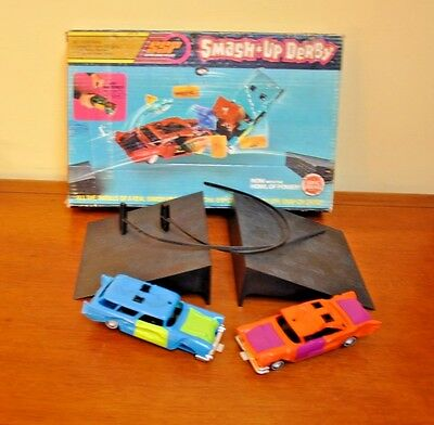 Smash Up Derby, Kenner, 1972, 1st Edition, with Howl of Power!