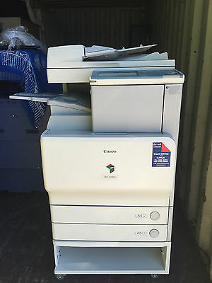 CANON iRC3080i MULTIFUNCTIONAL COLOUR A4 & A3 COPIER +FULL NETWORK PRINT/ SCAN