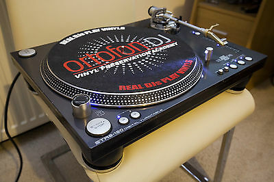 Stanton STR8-150 Turntable Direct Drive Deck + Groovemaster Gold Pro Cartridge