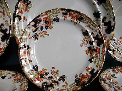 KEELING & Co. LOSOL WARE-TOKIO-c.1920- BREAD & BUTTER PLATE(s)- EXCELLENT! GILT!