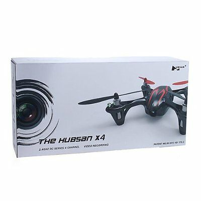 The Hubsan X4 2.4Ghz 4 Channel RC Mini Micro Drone Quadcopter Video Camera Toy v