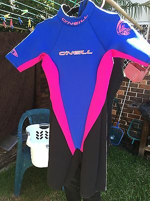 Wetsuit Women's Spring Suit And Full 2piece 7mm