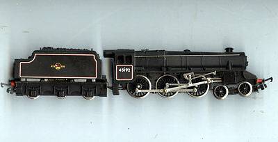 Hornby 4-6-0 Locomotive With Tender 45192