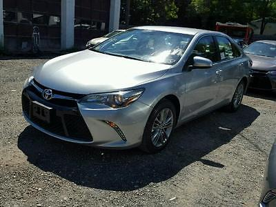 2016 Toyota Camry SE 2016 Toyota Camry SE only 11 miles! Low reserve!