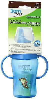 Born Free BPA-Free 9 oz. Drinking Cup, Blue (Discontinued by Manufacturer)