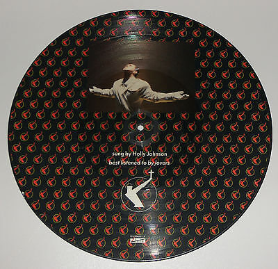 "Frankie Goes To Hollywood Picture Disc The Power of Love 12"" Single 12 PZTAS 5"