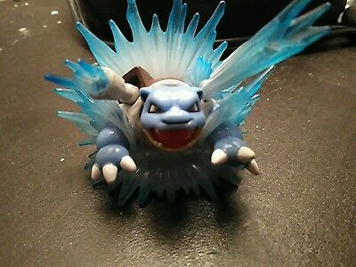 Pokemon Figure Blastoise EX 2016 NEW Red-Blue 20th Anniversary Collection