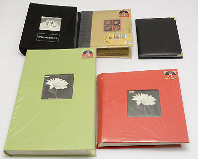 Lot of 5 PIONEER photo ALBUMS new OLD store STOCK