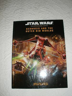 Star Wars Roleplaying Game Geonosis and the Outer Rim Worlds