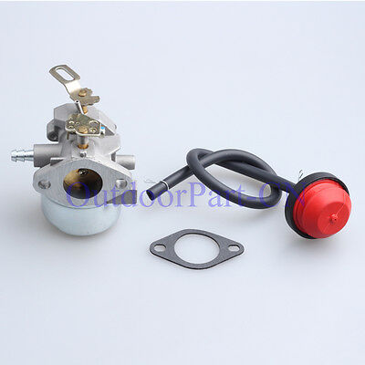 Carburetor For Tecumseh 8HP 9HP 10HP HMSK80 HMSK90 Snowblower Generator Chipper