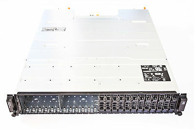 "DELL PowerVault MD1220 SAN Storage Array 24x 2,5"" SFF Single Ctrl // 0R684K"
