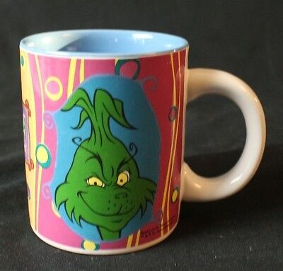 Dr Seuss - Grinch Mug