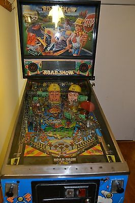 Roadshow Pinball (Red & Ted)