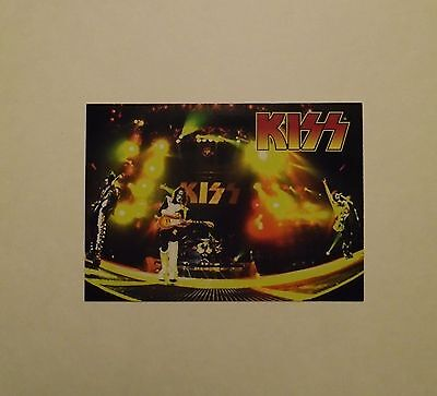 KISS 1998 Collector Cards Series 2, P1 promo card!