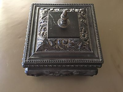 Asian Hand Crafted Jewellery Box