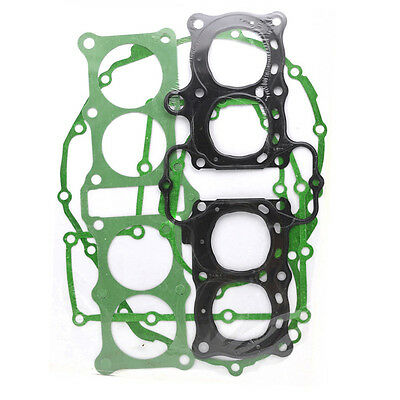 Complete Cylinder Full Heads Gasket Kit Set for Honda CB400 CB-1 CBR400 NC23