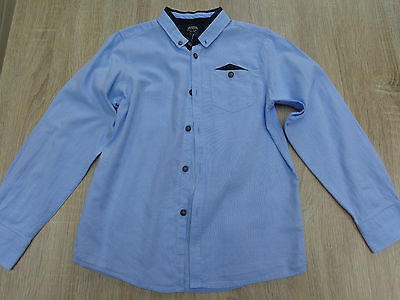 Boys  Blue  Shirt Size 8 to 9 Years