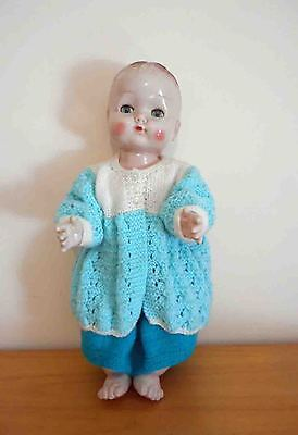 """21"""" RODDY BRAND MADE IN ENGLAND BABY DOLL C1950's....ESTATE"""