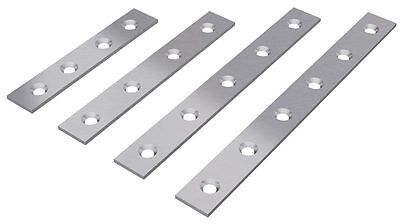 Flat Galvanised Steel Connector repair fixing plate 20mm wide various available