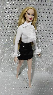 Fashion Royalty Poppy Parker Traveling Incognito Vestido NO DOLL Outfit ONLY