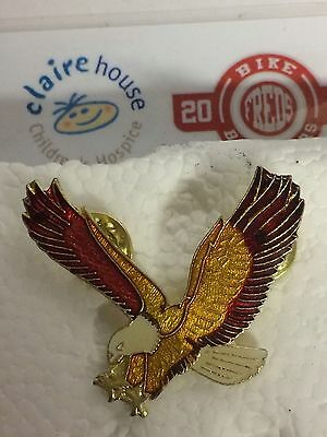 Eagle American style  – Vintage- New old stock – Pin Badge
