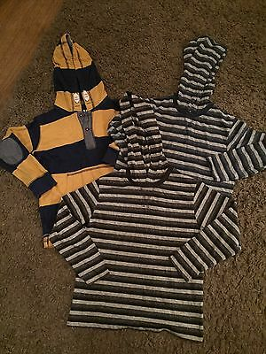 Boys Next Jumpers Size 5-6 Years X3