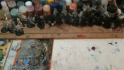 Warmachine Cryx Undead Complete Starter Force