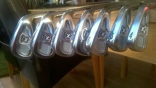 Callaway X Forged Irons 4-PW Project x 6.0 shafts