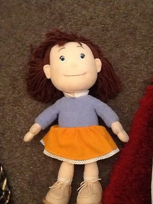 "Florence From The Magic Roundabout 14"" Talking Soft Plush Toy"