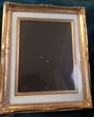 Picture Frame Vintage Gilt Baroque Style Gold Wedding Photo Frame Painting Prop