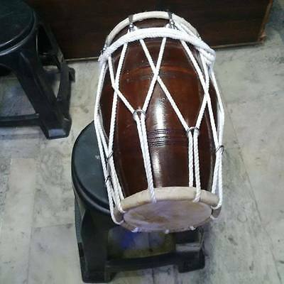 Rope + Bolt Dholak_Dholki,real Professional For Orcestra,