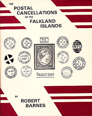 Postal Cancellations of the Falkland Islands