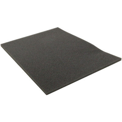 Solid Foam Sheet insert 440mm x 310mm x 10mm for A501 and A022 aluminium cases