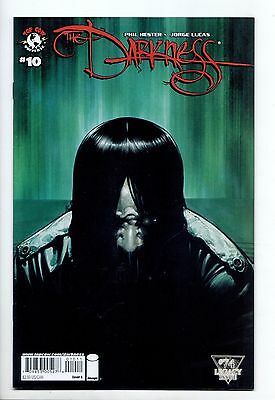 The Darkness #10 - (Image, 2009) - VF/NM
