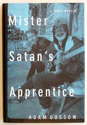 MISTER SATANS APPRENTICE / STERLING MAGEE Signed Autograph / BLUES HALL OF FAME