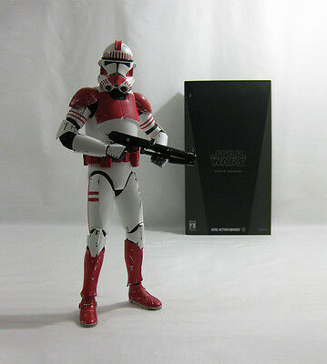 2007 Vintage Star Wars ✧ Shock Trooper ✧ Medicom RAH Sideshow MIB