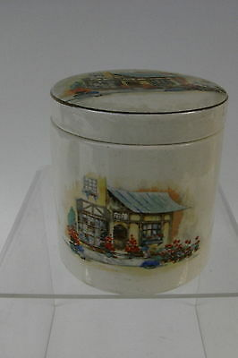 "Sandland Ware Pottery Empty Frank Cooper ""Oxford"" Marmalade Illustrated Pot (A)"