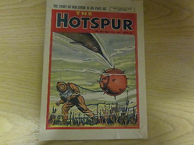 May 17th 1947, THE HOTSPUR, 573, The Swordfish Duel.
