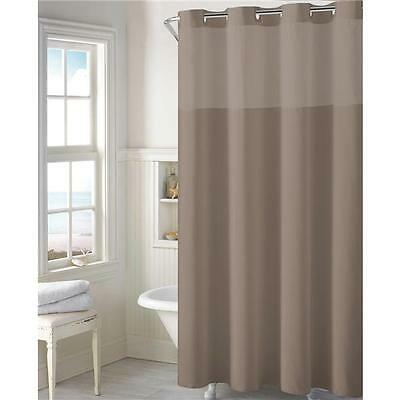 Swing-A-Way Hookelss Shower Curtain RBH40MY303