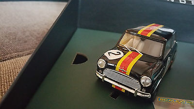 Scalextric 1964 Atcc Mini Cooper #2 Peter Manton From Set C3586A *new / Unboxed*