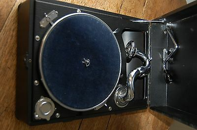 Columbia No.206 Wind up Record Player/ Gramophone