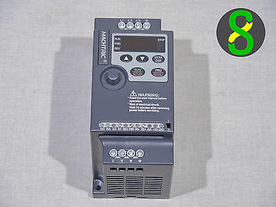 Frequenzumrichter VFD Variable Frequency Drive MACHTRIC S800E, 1.5 kW 400 V