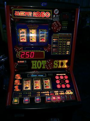 Hot Six Club £250 Jackpot Delivery Possible