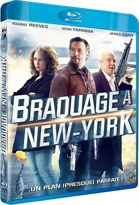 Blu Ray  //  BRAQUAGE A NEW-YORK  //  K. Reeves - J. Caan  -  NEUF sous blister