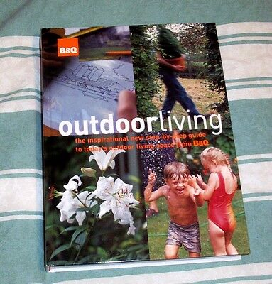 B&q Outdoor Living - Inspirational Step-By-Step Guide To Outdoor Living Space
