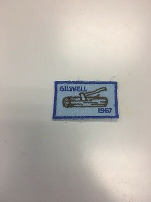 Gilwell 1967 Boy Scout Badge/Patch