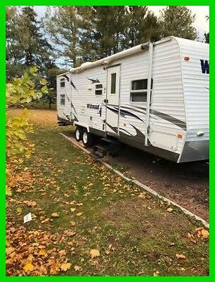 2008 Forest River Wildwood LE M-31QBSS 31' Travel TRLR Slide Out  NEW JERSEY