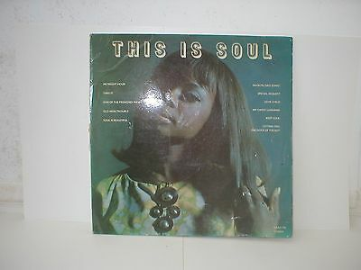 Various Artists - This Is Soul - Lp - 1970 - Deacon Records